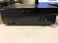 Sony STR-DE698 Digital AV  7.1 Dolby Pro Logic Stereo Receiver  CLEAN. TESTED.