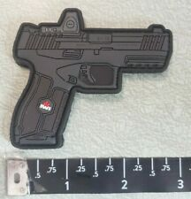 IWI MASADA 9X19 SHOT SHOW 2020 MORALE PVC PATCH MILITARY POLICE SUPER RARE