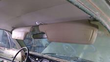 68 Plymouth Fury Sedan Interior Sun Visor Set