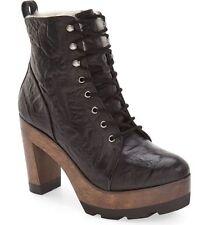 Kelsi Dagger Brooklin Farren Black Boot Women Size 8 M