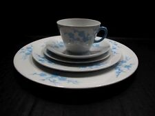 Spode Copeland China Blanche de Chine 5 Piece Setting Made in England Excellent!