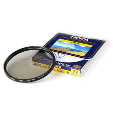 Hoya CIR-PL CPL  Polarizing FILTER fit Circular for Canon Nikon Sony Lenses 77mm