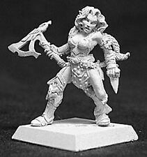 Reaper Miniatures Warlord 14018 Arnise, Deathseeker, Elf