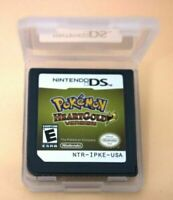 Nintendo Pokemon Soul Silver/Heartgold version game card 3DS DS Reproduction