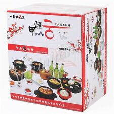 ORCARA 1/12 Korean Cuisine Set of 8
