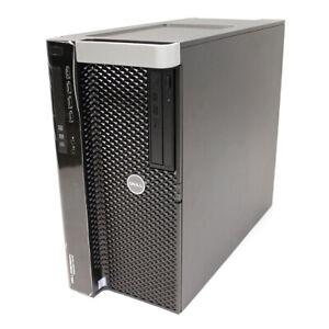 Dell Precision Tower 7910 T7910 Workstation Dual Xeon E5-2697v4 36 Core 64GB RAM