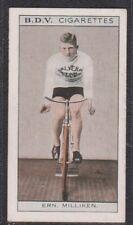 Godfrey Phillips - BDV Australian Sports 1933 - Ern Milliken - Cycling