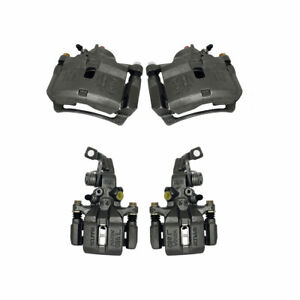 Front And Rear OE Brake Calipers For 1993 - 1996 1997 Honda Accord Coupe Sedan