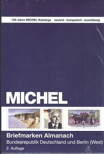 Michel Briefmarken Almanach Bundesrepublik Deutschland und Berlin (West)
