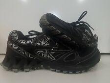 REEBOK Ziglite Zigtech Size 7.5 Men Running Shoes Black gray V53459