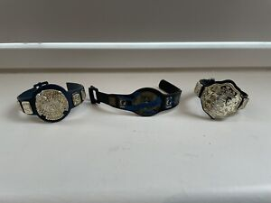 wwe accessories Hardcore And World Title belts