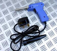 30/130 vatios conmutable Soldadura Hierro Pistola de calor rápida. terminales pcb