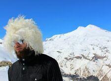 papakha papaha winter hat  super goatskin cool hat winter KHABIB