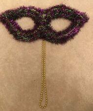 Mardi Gras large wall decor glasses mask