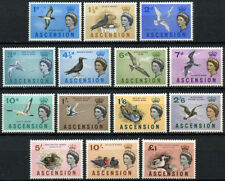 Mint Never Hinged/MNH Birds British Postages Stamps