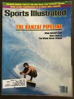 THE BANZAI PIPELINE - SPORTS ILLUSTRATED - MARCH 8, 1982
