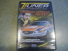 Tuner Transformation - Change My Ride...Now! (DVD, 2007) BRAND NEW AND SEALED