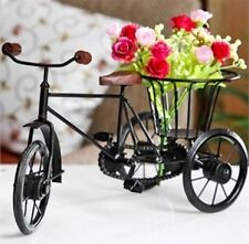 Rickshaw Flower Holder Fancy Gift Item House Decorative home Decor Wooden New