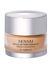 Kanebo Sensai Cellular Performance Cream Foundation CF-25 CF25 Topaz Beige  NIB