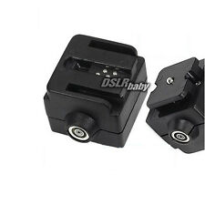 SC-6 Flash Speedlite Hot shoe Adapter for Sony Minolta F42AM to Standard Mount