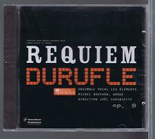 DURUFLE CD NEW REQUIEM JOEL SUHUBIETTE