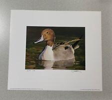 2010 Washington State Duck Stamp Print *ROBERT STIENER* Conservation Ed #6/150