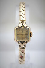 TUDOR by ROLEX - 12K GOLD FILLED LADIES VINTAGE WATCH - NO RESERVE!