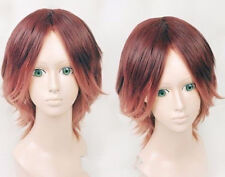 For Cosplay DIABOLIK LOVERS Sakamaki Laito Short Layered Party Wig+Free Wig Cap