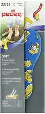 Pedag 105 Soft Comfort Full length Insoles Kids Children's Foot Support 6 / 7