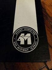 Mission: Seventy-Two USS Midway CVA 41 Yearbook