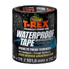 """Shurtape, 4"""" x 5', T-Rex Ferociously Strong Waterproof Tape"""