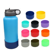 Slip Proof Silicone Sleeves Fit For Hydro Flask Bottle Lid Outdoor Accessories