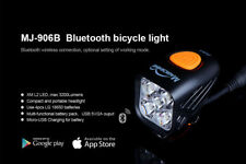 PROFESSIONAL MTB BIKE LIGHTS KIT- 3200 Lumen LED RECHARGEABLE MAGICSHINE MJ-906b