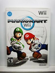 🏁Mario Kart🏁 [MINT] (Nintendo Wii, 2012) +complete+ ✓