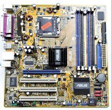 ASUS P5GV-MX Intel 915GV Mainboard Micro ATX Sockel 775   #140131