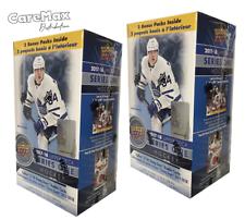 2017-18 Upper Deck Series 1 Hockey Blaster Box (2 box lot!!!)