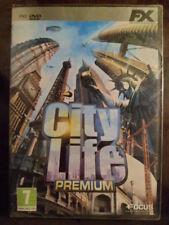 City Life Premium PC Nuevo precintado construye ciudad simulación castellano-