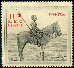 Cinderellas: WWI 1914-16 11th King Edward's Own Lancers