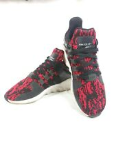 Adidas Equipment Support WQT ADV Red Black  Men's Running Shoes