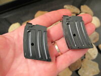 2-Pack 22 LR Fits BROWNING MODEL 52 .22LR 5RD Magazine USA Made Reproduction MAG