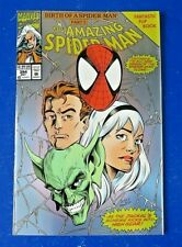 AMAZING SPIDER-MAN #394 MODERN AGE COMIC BOOK 1994 MARVEL Foil Cover ~ NM