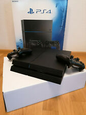 Sony PlayStation 4 Ultimate Player 1TB Edition Konsole + 2 Controller + 2 Spiele