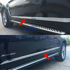 Chrome Car Body Side Door Molding Trim Overlay Cover For BMW X6 2015