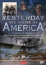 Yesterday We Were In America - Various (NEW DVD)