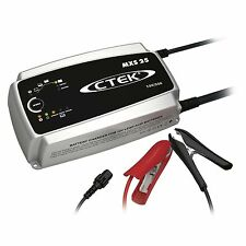CTEK MXS25 12V 25A SMART BATTERY CHARGER AGM CAR BOAT 4WD CARAVAN ATV WORKSHOP