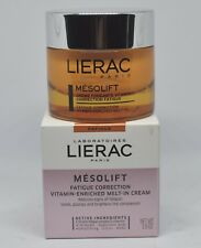 Lierac Mesolift Fatigue Correction Vitamin-Enriched Melt-In Cream 50 ml / 1.8 Oz