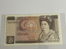 More details for £10 bank of england ten pound note 1988-1991 gill uncirculated