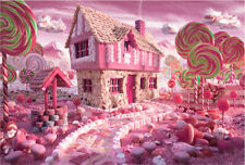 1000 Piece Deluxe Jigsaw Puzzle Candy Sweet Home Candy House YC1001