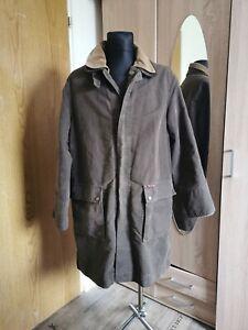 Marlboro Classics 3in1 Vintage Mantel und Jacke Große 52
