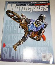 Transworld Motocross Magazine Justin Bogle Blasts December 2011 071714R1